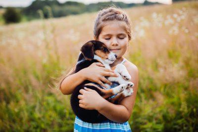 Pup opvoeding - Lykeios